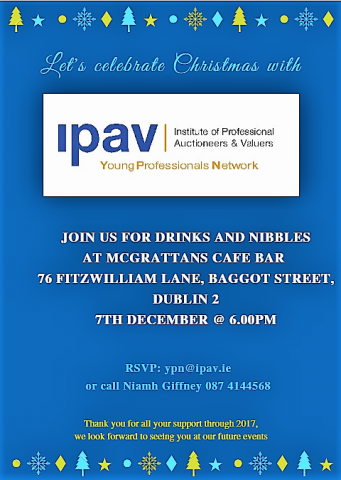 Ipav S Young Professionals Network Christmas Get Together Ipav